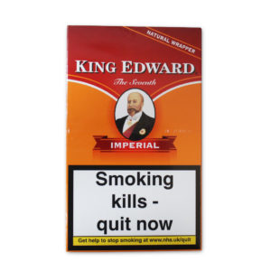 King Edward Imperial x 5 und