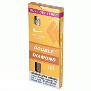 Double Diamond Gold x5 unidades