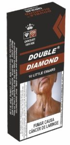 Double Diamond Chocolate x10 unidades