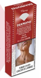 Double Diamond Cherry x10 unidades