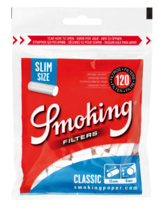 Smoking Filtros Slim x 120 und