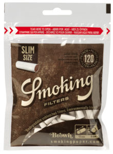 Smoking Filtros Brown x 120 unidades