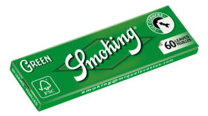 Smoking Green N°8 x 50 unidades