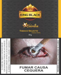 King Black Vainilla